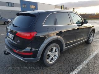 Audi Q5 8R Facelift Design Pro Line Exclusive package 2.0 TDI 140kW