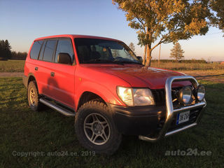Toyota Land Cruiser 90 3.0 92kW