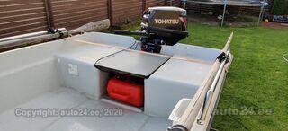 DM430 Tohatsu18HP Haagis