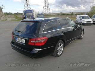 Mercedes-Benz E 350 4MATIC 3.0 195kW