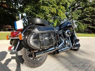 Harley-Davidson Heritage Softail Twin Cam