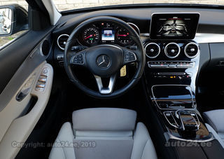 Mercedes-Benz C 220 Avantgarde 2.2 R4 TDI CR 125kW