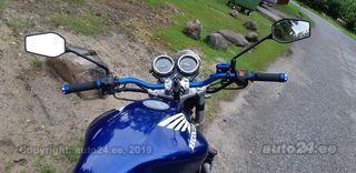 Honda Hornet CB 600F R4 71kW