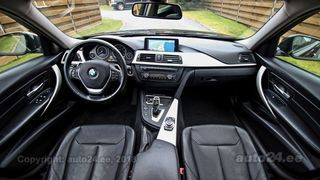 BMW 330 touring Blackline Sport-Technic 3.0 d TwinPower Turbo EfficientDynamics 190kW
