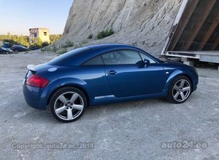 Audi TT 1.8 5V Turbo 132kW