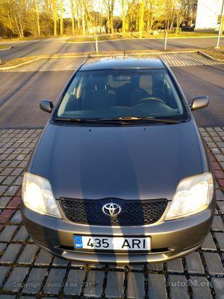 Toyota Corolla E12T 1.4 71kW