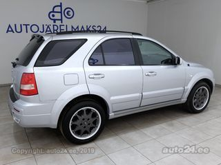 Kia Sorento Executive ATM 2.5 CRDi 103kW
