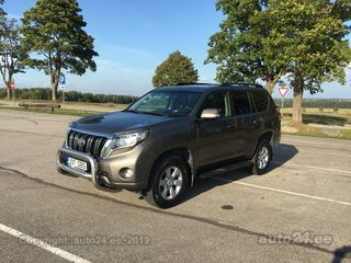 Toyota Land Cruiser luxury 3.0 140kW