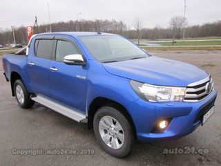 Toyota Hilux Active 2.4 110kW