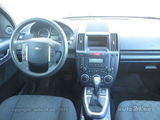 Land Rover Freelander II ATM 2.2 TD 110kW