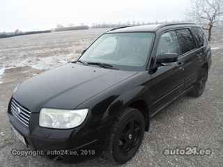 Subaru Forester X 2.0 116kW
