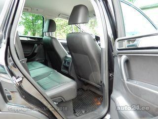 Volkswagen Touareg 4Motion BlueMotion 3.0 V6 TDI 150kW