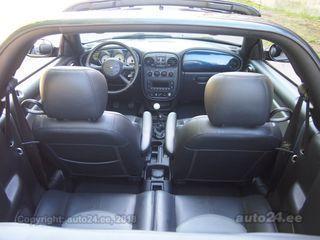 Chrysler PT Cruiser SWISS EDITION 2.4 DOHC 16v 105kW