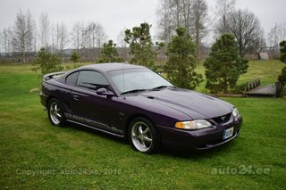 Ford Mustang 4.6 V8 160kW