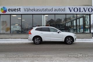 Volvo XC60 AWD 360C R-DESIGN XENIUM INTELLI SAFE WINTER  2.0 D4 MY2018 140kW