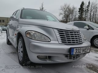 Chrysler PT Cruiser Limited 2.0 104kW