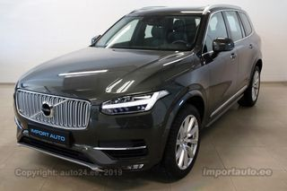Volvo XC90 AWD INSCRIPTION INTELLI SAFE WINTER PRO MY18 2.0 D5 173kW