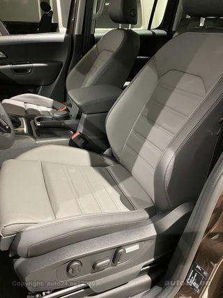 Volkswagen Amarok Highline 4Motion 3.0 TDI V6 190kW