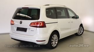 Volkswagen Sharan HIGHLINE Facelift 2.0 TDI BlueMotion DSG 110kW