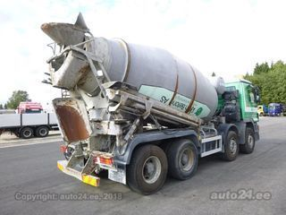 Mercedes-Benz Actros 3244 8X4 + 9m3 CIFA + EXTENDABLE PIPE 9m 320kW