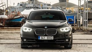 BMW 530 GT Gran Turismo XDrive Facelift 3.0 190kW