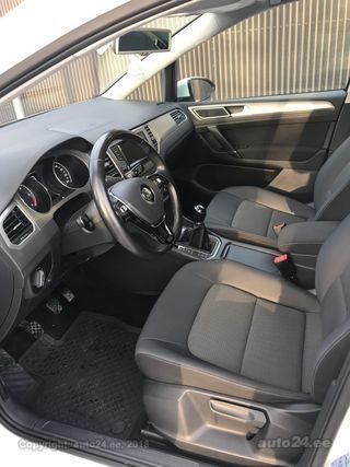 Volkswagen Golf Sportsvan Comfortline 1.6 TDI 81kW