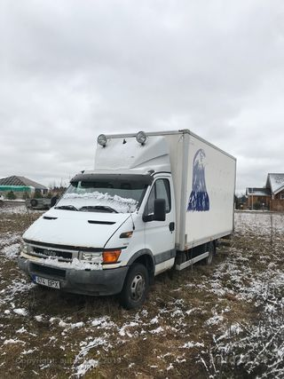 Iveco Daily 50C15 2.8 107kW