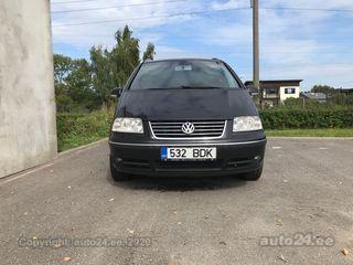 Volkswagen Sharan Facelift 2.0 103kW