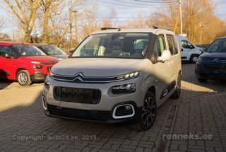 Citroen Berlingo SHINE BLUEHDI 130 1.5 96kW