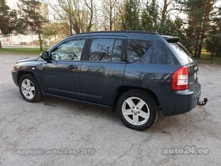 Jeep Compass 2.0 CRD 103kW