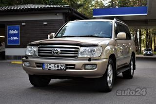 Toyota Land Cruiser 4.2