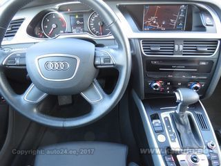 Audi A4 S-Line Exclusive Facelift 2.0 TDI 110kW