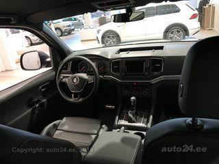 Volkswagen Amarok Aventura 4MOTION V6 3.0 TDI V6 190kW