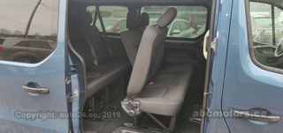 Renault Trafic Grand Passenger Pack Clim L2 Energy S&S 1.6 85kW