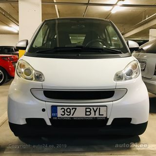 Smart Fortwo Coupe CDI 0.8 R3 CDI by Mercedes-Benz 33kW