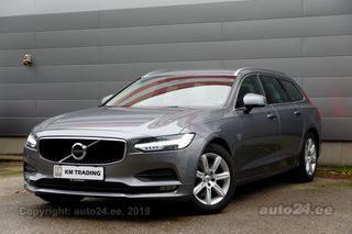 Volvo V90 Business Advanced Intelli SAFE WINTER MY17 2.0 D4 140kW