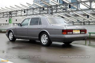 Bentley Turbo RL 6.7 V8 Turbo 286kW
