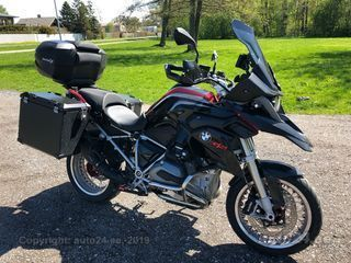 BMW R 1200 GS LC boxer 92kW