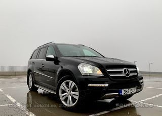 Mercedes-Benz GL 450 4.0 225kW