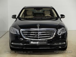 Mercedes-Benz S 400 d 4matic Long 3.0 250kW