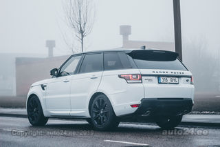 Land Rover Range Rover Sport HSE Dynamic 3.0 225kW