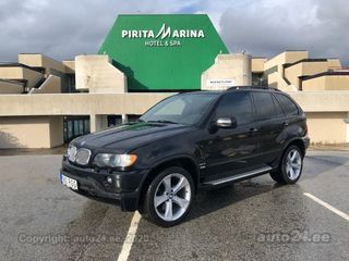 BMW X5 E53 4.6 V8 IS 255kW