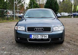 Audi A4 3.0 162kW