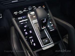 Porsche Cayenne 2.9 biturbo 324kW