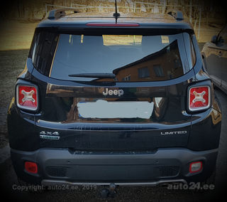 Jeep Renegade Limited 2.0 103kW