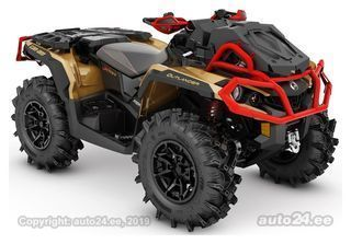 Can-Am Outlander 1000R X MR 68kW