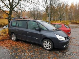 Renault Grand Espace 2.2 110kW