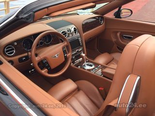 Bentley Continental GTC 6.0 V12 412kW