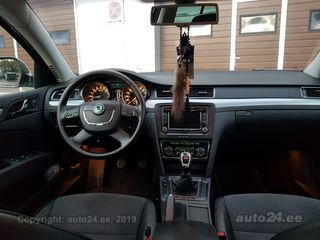 Skoda Superb 2.0 125kW