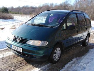 Volkswagen Sharan 1.9 81kW